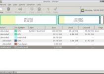 GParted 1.2 lançado com suporte inicial para o sistema de arquivos exFAT