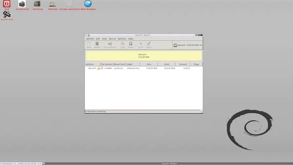 GParted Live 1.2.0-1 lançado com suporte a exFAT e muito mais