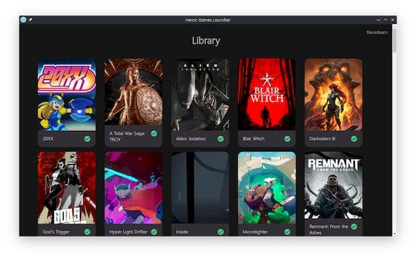 Heroic Games Launcher leva a Epic Games Store para o Linux