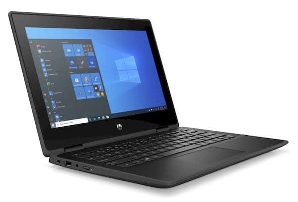 HP lançou o ProBook x360 11 G7 com Intel Jasper Lake e recursos de sala de aula