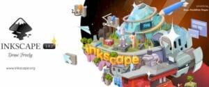 Inkscape 1.0.2 lançado com melhorias de estabilidade, correções e muito mais