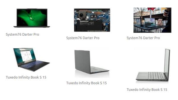 """Laptop Linux com CPU Tiger Lake e tela de 15.6""""? Conheça dois modelos"""