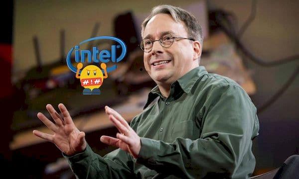 Linus Torvalds criticou a gestão de memórias ECC por parte da Intel