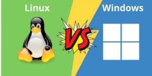 Linux Vs Windows - 10 razões pelas quais o Linux é melhor