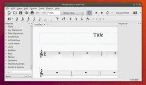 MuseScore 3.6 lançado com novas fontes, melhorias e correções de bugs