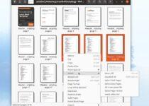 PDF Arranger 1.7.0 lançado com novos recursos e aprimoramentos