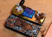 Pimoroni apresentou o sistema de jogo portátil PicoSystem com chips RP2040 da Raspberry Pi