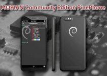 PinePhone Mobian Edition está chegando em 18 de janeiro, com tecnologia Debian Linux