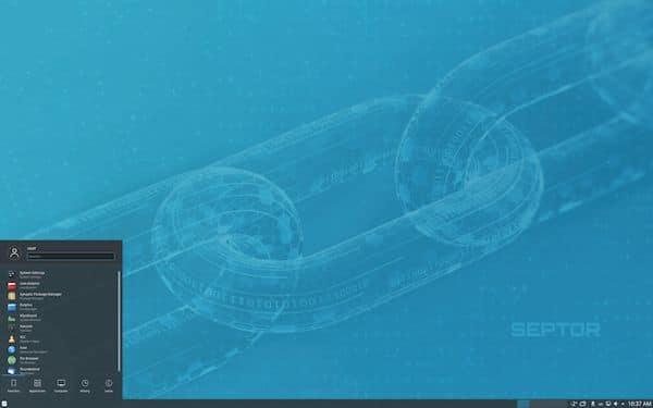 Septor 2021 lançado com KDE Plasma 5.20.4 e Tor Browser 10.0.7