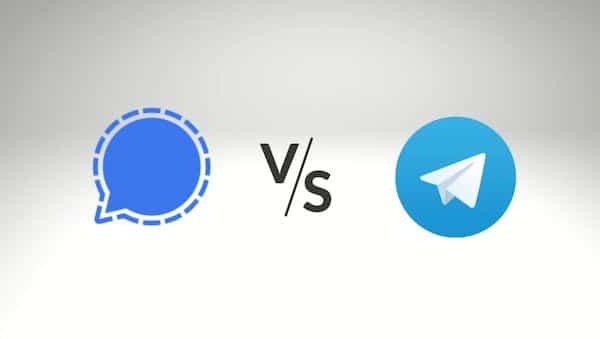 Signal Vs Telegram - Qual é a melhor alternativa ao WhatsApp em 2021