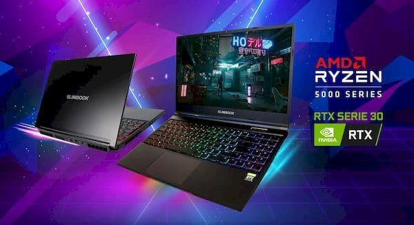 Slimbook Titan é o novo laptop para jogos da marca espanhola