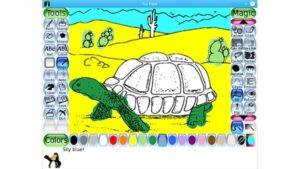 Tux Paint 0.9.25 lançado com melhorias nas ferramentas e teclado na tela