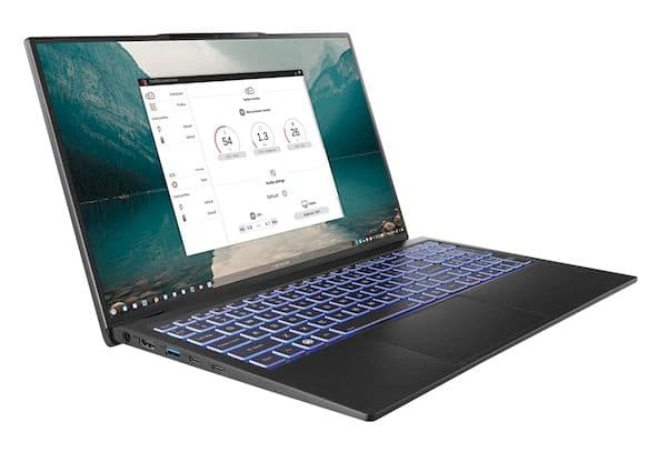 TUXEDO InfinityBook S 15 lançado com CPU Tiger Lake e design ultrafino