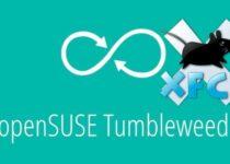 Xfce 4.16 já chegou ao openSUSE Tumbleweed! Instale no seu sistema