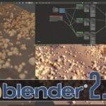 Blender 2.92 lançado com novos métodos de simulação física e mais