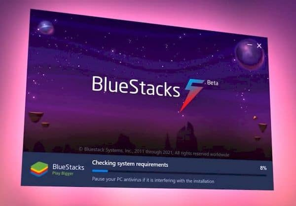 BlueStacks 5 permitirá executar apps Android em Macs e PCs com ARM