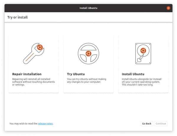 Canonical está trabalhando em um novo instalador para o Ubuntu desktop