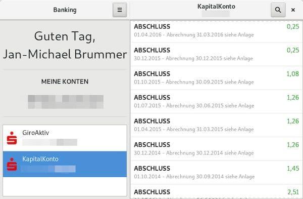 Como instalar o aplicativo Banking no Linux via Flatpak