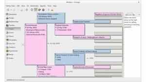 Como instalar o app de informações genealógicas Gramps no Linux via Flatpak