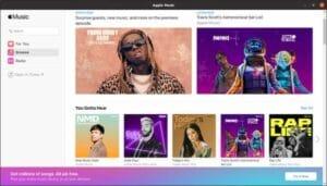 Como instalar o Apple Music for Linux no Linux via Snap