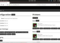 Como instalar o PostScript Printer Application no Linux via Snap