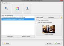 Como instalar o redimensionador de imagens BIMP no Linux via Flatpak