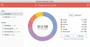 Como instalar o Speedy Duplicate Finder no Linux via Snap