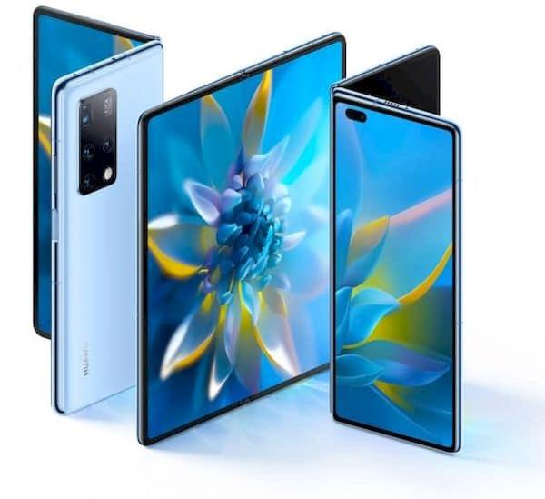 Conheça o Mate X2 um smartphone dobrável com tela de 8 polegadas