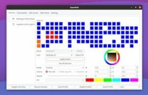 Conheça o OpenRGB um app que permite controlar a iluminação RGB
