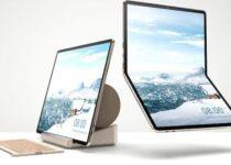 Conheça o Wistron Foldbook, um tablet que se torna um laptop de 10 polegadas