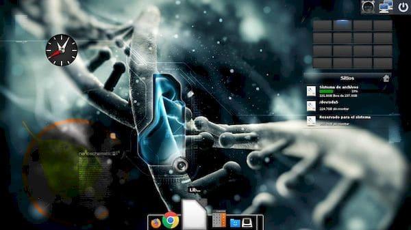 Escuelas Linux 6.12 lançado com LibreOffice 7.1 e novo app de anotações