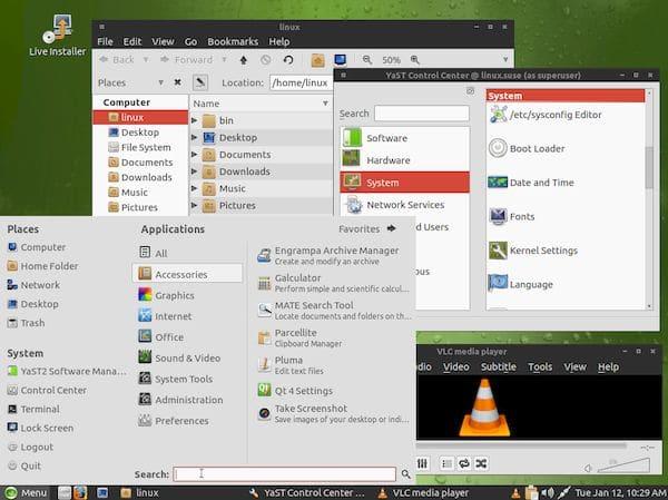 GeckoLinux 999.210221 lançado com KDE Plasma 5.21 e Xfce 4.16