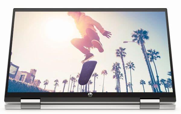HP lançou os conversíveis Pavilion x360 de 14 e 15 polegadas com tiger Lake