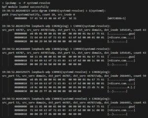 IPCDump, um rastreador de comunicação entre processos no Linux