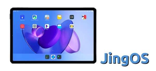 JingOS Alpha 1 lançado como a primeira imagem ISO do sistema