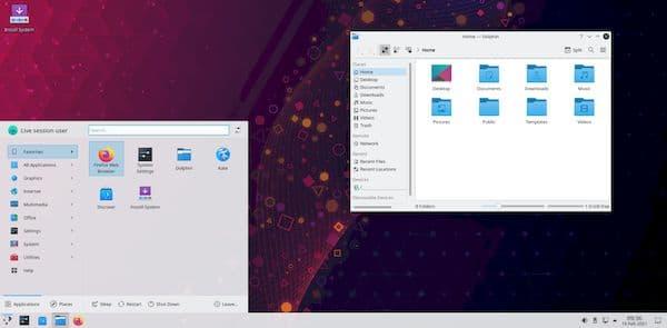 KDE Plasma 5.21.1 lançado com melhor suporte a Nvidia Optimus