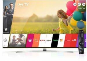 LG licenciará o webOS para uso em Smart TV's de terceiros
