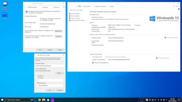 Linuxfx 10.8 lançado com Wine 6, suporte a login no OneDrive e mais