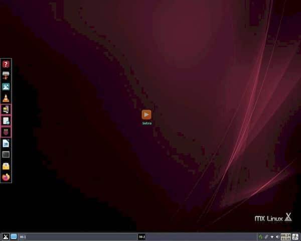 MX Linux Fluxbox Respin para Raspberry Pi lançado oficialmente