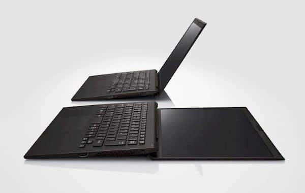 Novo VAIO Z, um laptop fino e leve com corpo de fibra de carbono e até Core i7-11375H