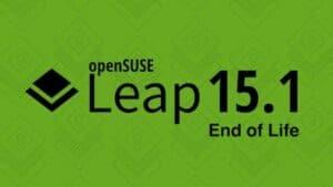 openSUSE Leap 15.1 atingiu o fim da vida útil! Bora atualizar?