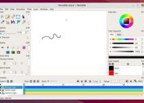 Pencil2D 0.6.6 lançado com suporte para recuperação de falhas