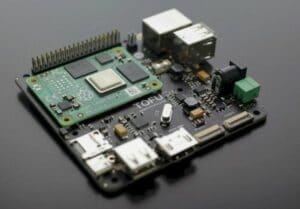 Placa portadora TOFU suporta SSDs NVMe ou placas de rede 4G LTE (entre outras coisas)