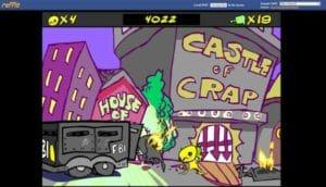 Ruffle, um emulador que permite rodar os jogos clássicos em flash