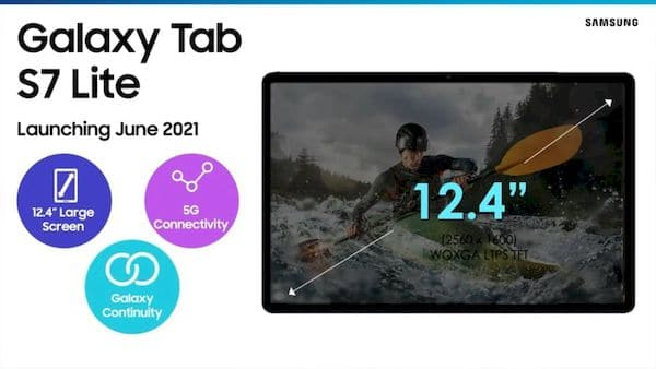 Samsung Galaxy Book Go e Pro chegando em maio, Galaxy Tab S7 Lite e Tab A7 Lite em junho (vazamentos)
