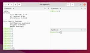 Tilix 1.9.4 lançado com pequenas melhorias, correções e mais