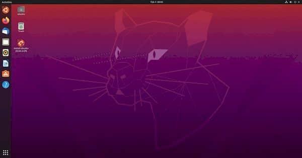 Ubuntu 20.04.2 LTS dirilis dengan Kernel 5.8 dari Ubuntu 20.10 dan lebih banyak lagi