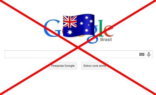 Um país sem Google. Austrália desafia o mecanismo de busca e o Facebook