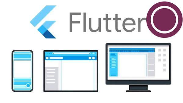 Canonical continua investindo no Flutter, o Toolkit do Google