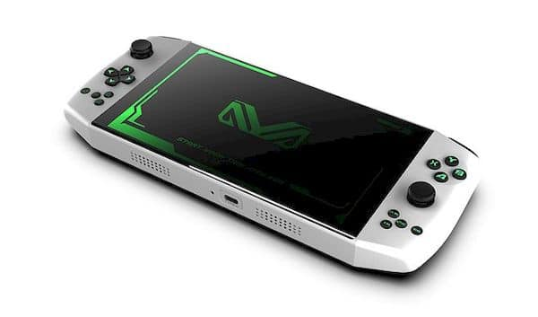 Começou a campanha de crowdfunding AYA Neo, um PC de jogos portátil com AMD Ryzen por $ 789 ou mais